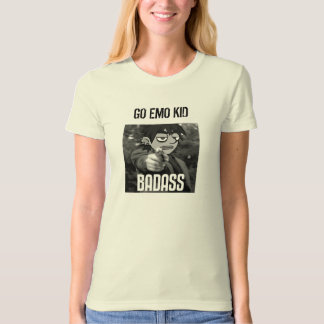 Go Emo Kid TEE for gals