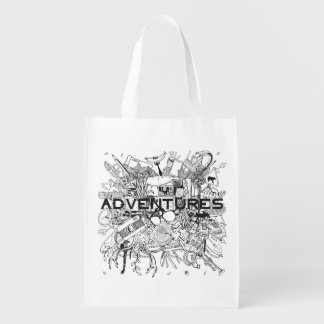 Go On for Adventures! That's time!