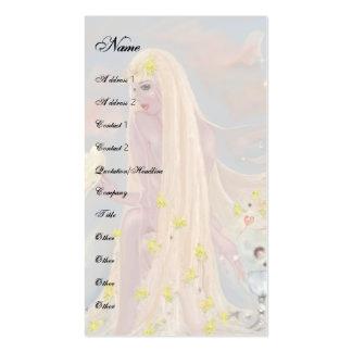 Goddess of Spring! Pack Of Standard Business Cards