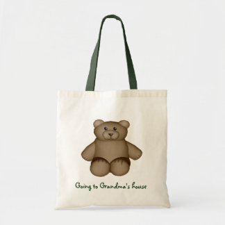 Going to Grandma's House Tote Bag