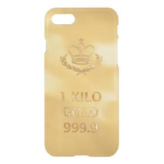 Gold Bullion Bar iPhone 7 Case