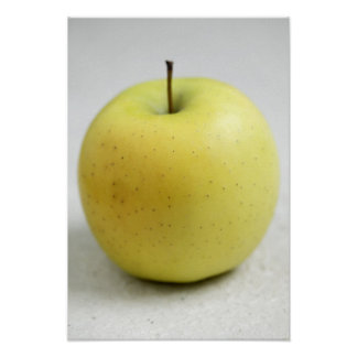 Golden apple from Limousin - France - AOC For Poster