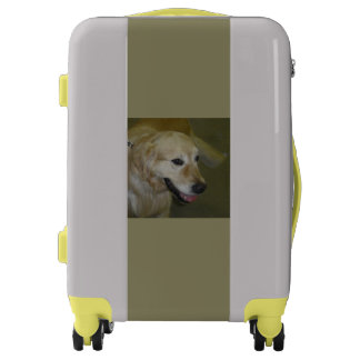 Golden Retriever Luggage