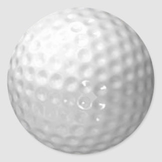 golf ball stickers
