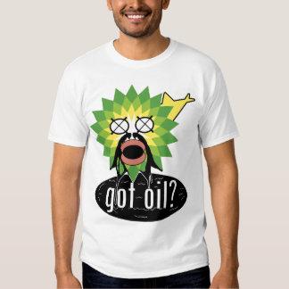 got oil? tee shirts