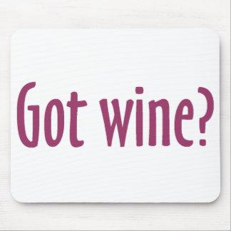 Got Wine Mousepad
