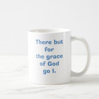 GRACE OF GOD BASIC WHITE MUG