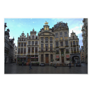 Grand Place, Brussels Art Photo