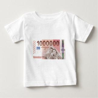 Gratuity to the wedding - 1-Mio-Euro Tees