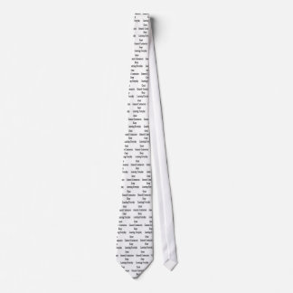 Great General Contractors Keep Learning Everyday Tie