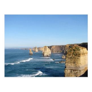 Great Ocean Road Postcard