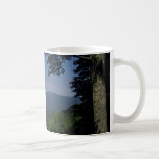 Great Smoky Mountains Basic White Mug