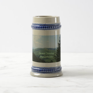 Great Smoky Mountains Beer Steins