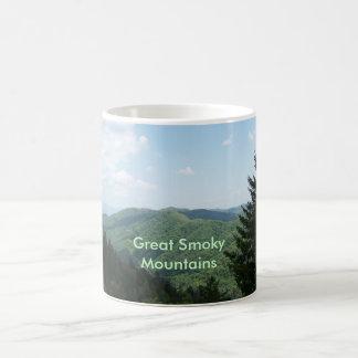 Great Smoky Mountains Morphing Mug