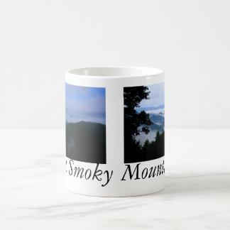 Great Smoky Mtns. Coffee mug