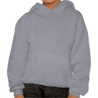 Great Smoky Mtns N Carolina Kids Hooded Sweatshirt