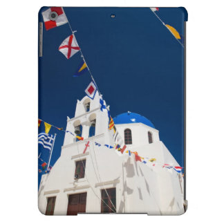 Greece and Greek Island of Santorini town of Oia 4 Cover For iPad Air