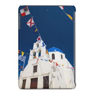 Greece and Greek Island of Santorini town of Oia 4 iPad Mini Cover