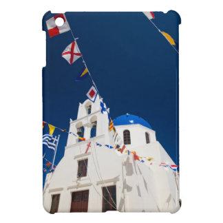Greece and Greek Island of Santorini town of Oia 4 iPad Mini Covers