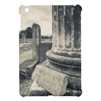 Greece, ruins of ancient city iPad mini cover