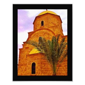 Greek Orthodox Church Photo Print