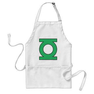 Green Lantern Symbol Standard Apron