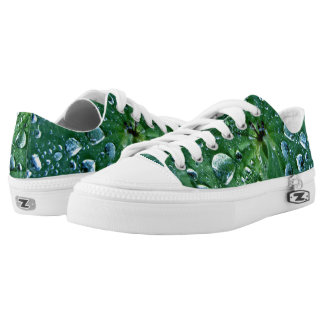 Green Nature Women ,Printed Shoes Printed Shoes