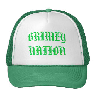 GRIMEY NATION CAP