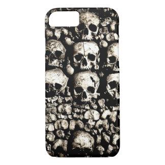 Gritty Skulls iPhone 7 Case
