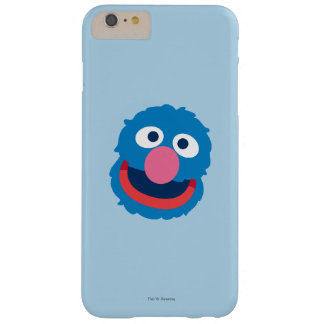 Grover Head Barely There iPhone 6 Plus Case