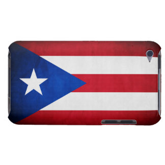 Grunge Puerto Rico iPod Case-Mate Cases