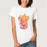 Gryffindor Crest - Splattered T-shirts