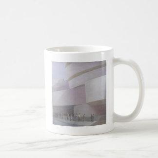 Guggenheim Museum New York 2004 Basic White Mug