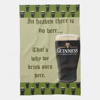 Guinness Kitchen Towel