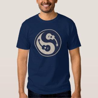 Guitar Yang -blue Tshirt