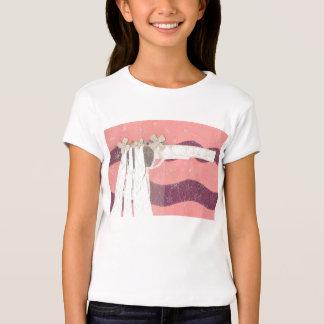 Gun Bride Girl's T-Shirt