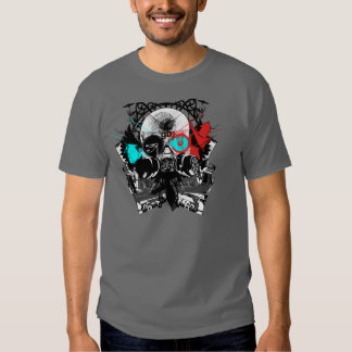 GunnBladez.Urban Warfare 01.Gray T Shirts