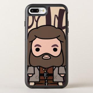 Hagrid Cartoon Character Art OtterBox Symmetry iPhone 7 Plus Case