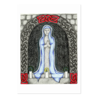 Hail Mary prayer cards Pack Of Chubby Business Cards