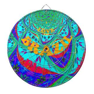Hakuna Matata Brazil Festival colors.png Dart Board