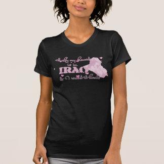 Half My Heart Is In Iraq T Shirts