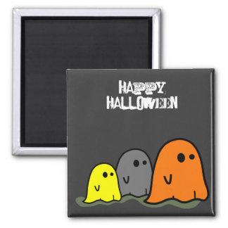 Halloween Ghosts Cute Magnet