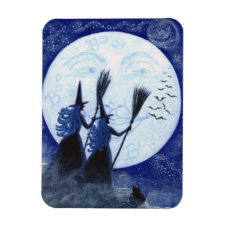 "Halloween magnet ""Conjuring Constellations"""