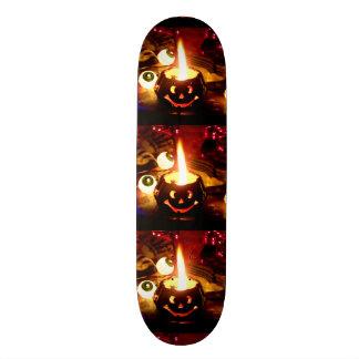 Halloween Scene 19.7 Cm Skateboard Deck