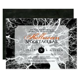 Halloween Spooktacular Party Invite