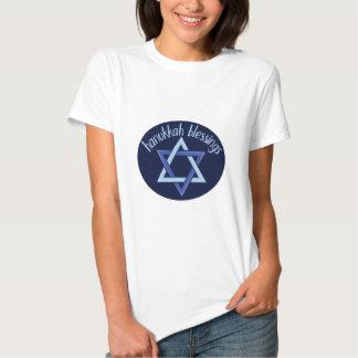 Hanukkah Blessings T-shirts