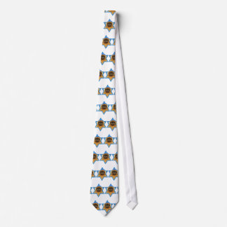 Hanukkah Star of David - Pekingese - Pebbles Tie