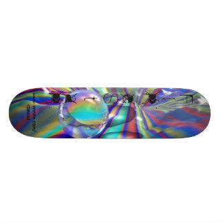 Happiness SkateBoard by FiReStaR Boards