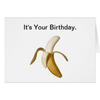 Happy Birthday, You Have Evolved. Greeting Card