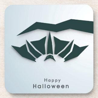 Happy Halloween Poster, Banner Or Flyer Drink Coaster